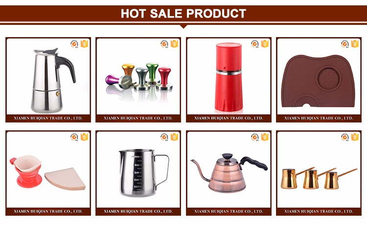 Top selling black color coating 304 stainless steel 1mm thickness 250ml coffee pitcher milk jug