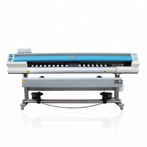 Audley CE 1.9m width S7000 eco solvent DX5 head digital inkjet print and cut printer plotter printing machine in China
