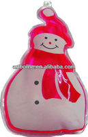 Snow man mold heat pad best gift for Christmas gift to kids (supplier of walmart)