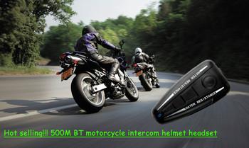 Hot Sale !! 2 Riders Wireless Bluetooth 500 Meters Helmet Communication D6  - Buy Hot Sale !! 2 Riders Wireless Bluetooth 500 Meters Helmet