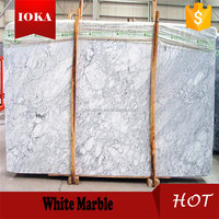 First class china venato white marble cut to size polished