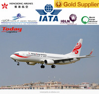 Daily air freight services from China to Linz