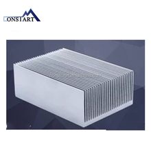 Constmart large 100w led aluminum extrusion heatsink in hot sale