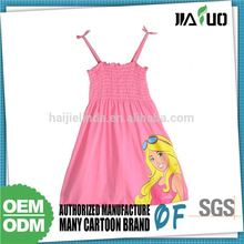 Super Quality Modern Style Oem Production Party Wear Dresses For Girls Of 2-6 Years