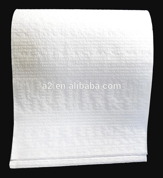 4 ply Scrim Reinforced Degreasing Industrial Cleaning Wipes