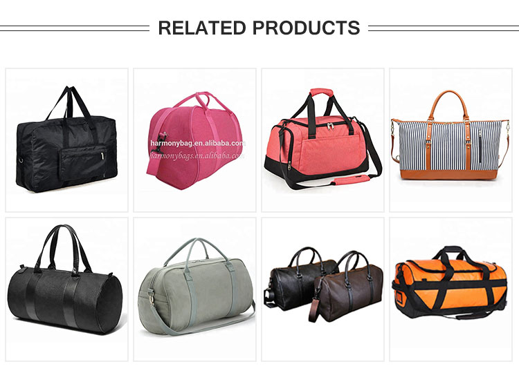 Multi-function high quality gym bag college duffel bagtravel bags