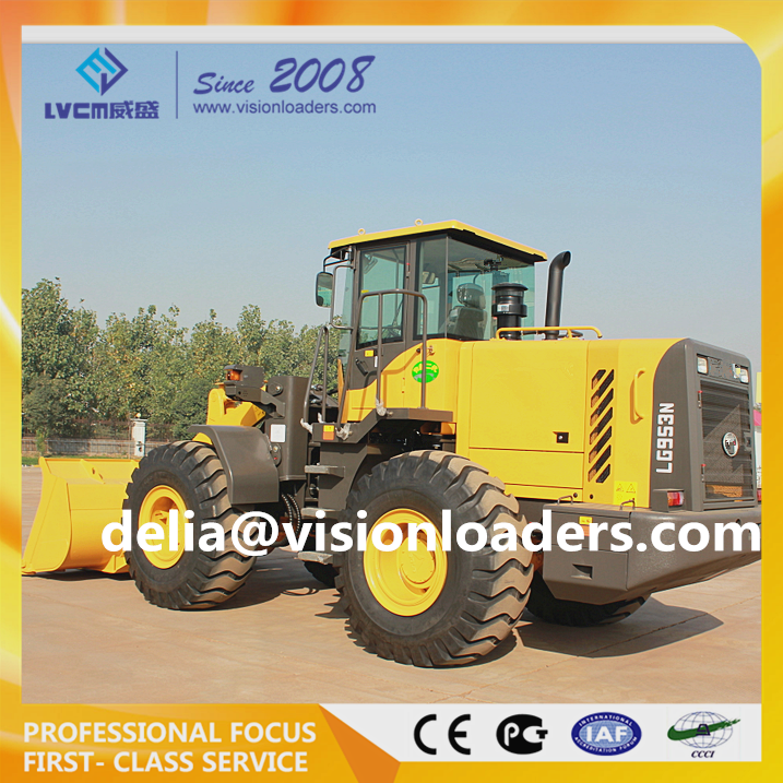 LG953N for sale, LG953 LG953N L953F Wheel loader for mining and excavating