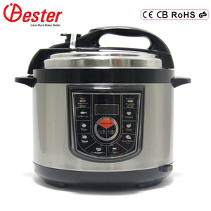 Smart National Electric Pressure Cooker For Different Recipe