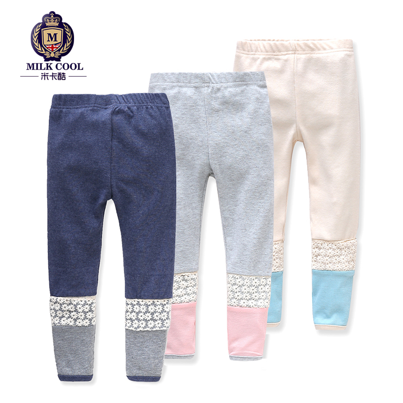 c382d8467fd60 Get Quotations · Girl Lace Pants 2015 fashon Kids Trouser Baby Pants  Fashion Bowknot Princess Leggings Skinny Pants Long
