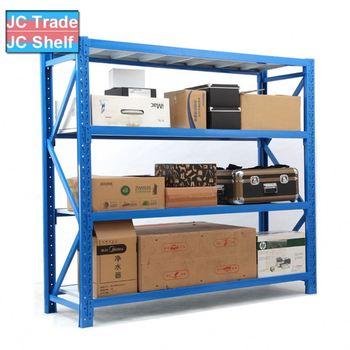 Light Duty Steel Plate Storage Rack Factory Supplier