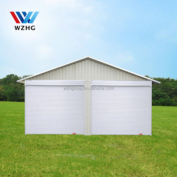 Prefabricated Heat Insulated Garage/car Port - Buy Mobile ...
