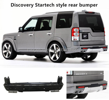 startech rear bumper for lan-rover discovery 3 discovery 4