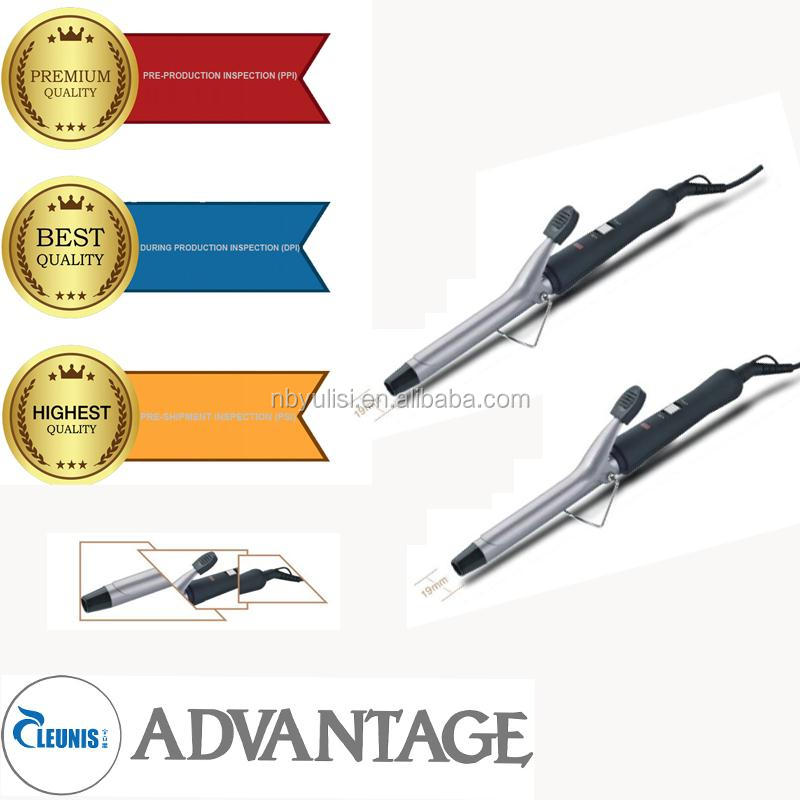 Brand new wand curler as seen on tv perfect magic curl hair curling iron leaves with high quality