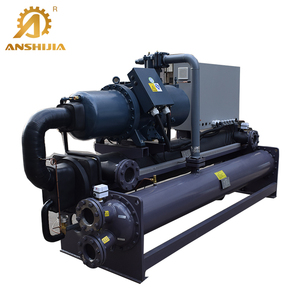 Expo Malaysia Design Pictures Recirculating Water Cooled Screw Chiller
