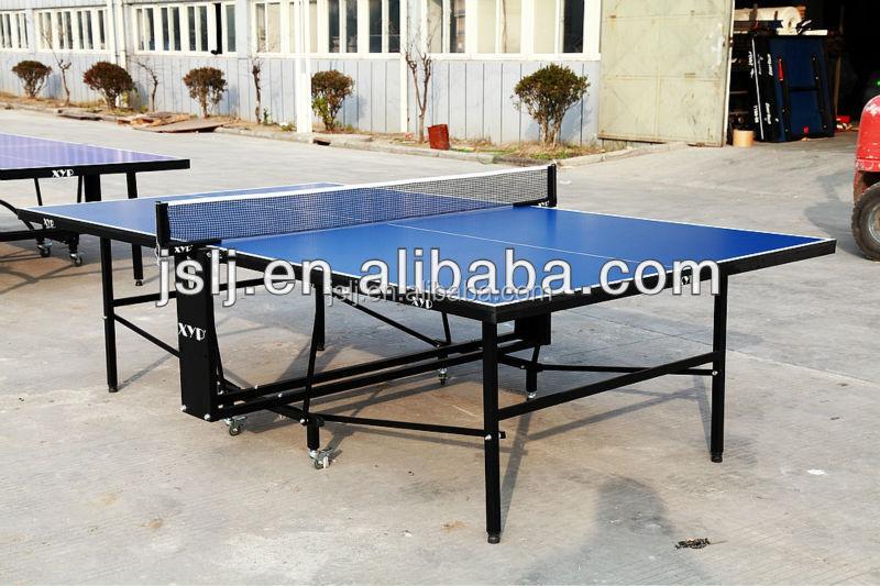date d9508 pas cher pliantes pieds de table ping pong prix vendre mobile table de tennis de. Black Bedroom Furniture Sets. Home Design Ideas