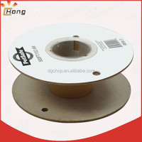 paper spool can print logo for wire shipping