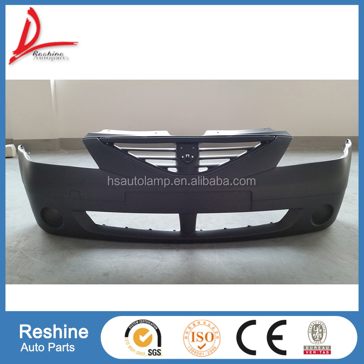 China manufacture crazy selling plastic car bumper protector for Dacia Logan 8200700076,8200697211