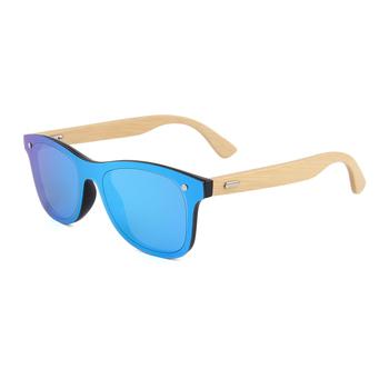 d6d6b7c4d6 Mirror Glasses Bamboo Frame Sunglasses - Buy Bamboo Frame ...