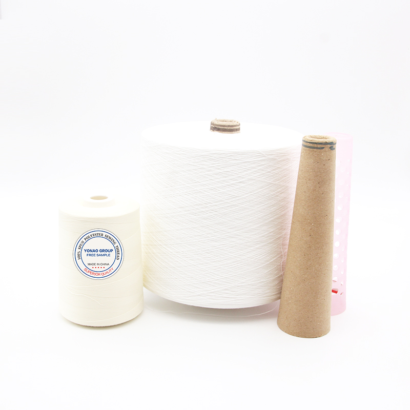 Sewing Thread Importer In Bangladesh 40/2 Polyester Spun Yarn Weaving
