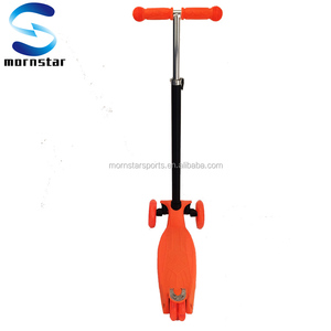 Three wheels Tilt Kickboard T-Bar maxi scooter