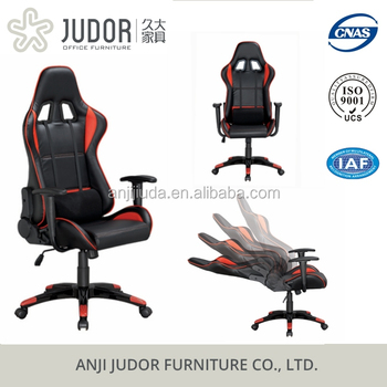 Judor Gaming Chair Computer Office With Locking Wheels