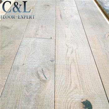 Distressed Wood Grain White Washed Oak