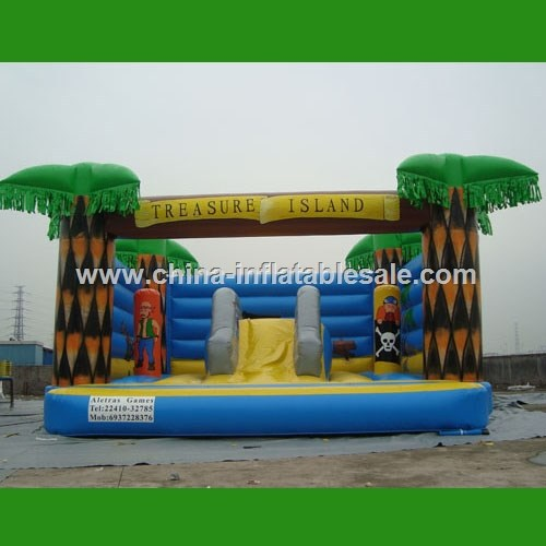 Children Game Inflatable Toys Happy Hop Pro Bouncer