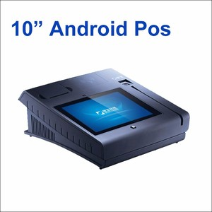 Quad-core Touch Screen Android Pos Bill Payment Machine With Printer