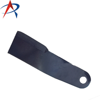 Agricultural mower parts customized rotary cutter blade