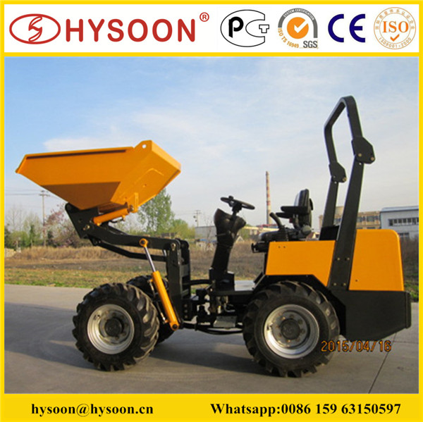 mini bin dumper for sale
