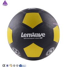 high quality rubber best price wholesale cool football
