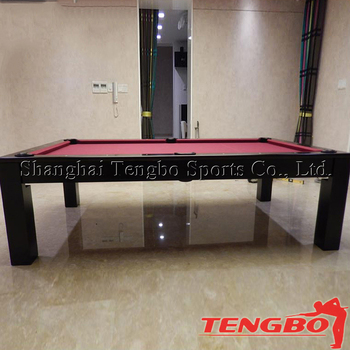 International Standard Size Pool Table Size Billiard Table