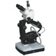 BD-ZB01 Portable operating optical zoom stereo Trinocular Gem Microscope