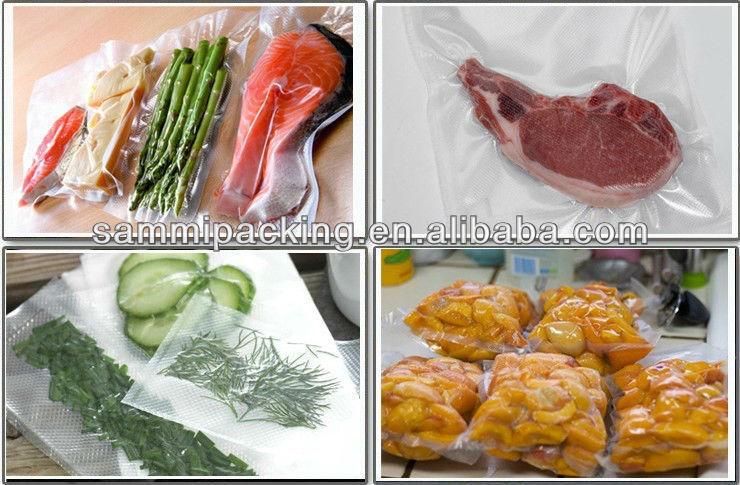 Small Single Chamber Vacuum Food Sealer Packaging Machine Dry Packing