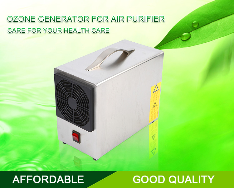 15-25Mg/L hospital home hotel used ozone generator for sale
