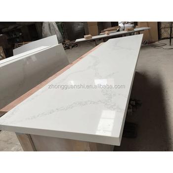 Doble Color Cuarzo Piedra Prefabricados Encimeras - Buy Piedra De ...