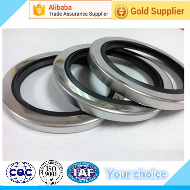 ptfe lip stainless steel oil seal for air compressor