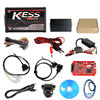 Newest Kess 5.017 EU Online Version Red PCB OBD2 Manager Tuning Kit No Token Limited Kess V2