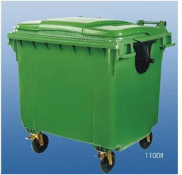 Large Garbage Container 1100l