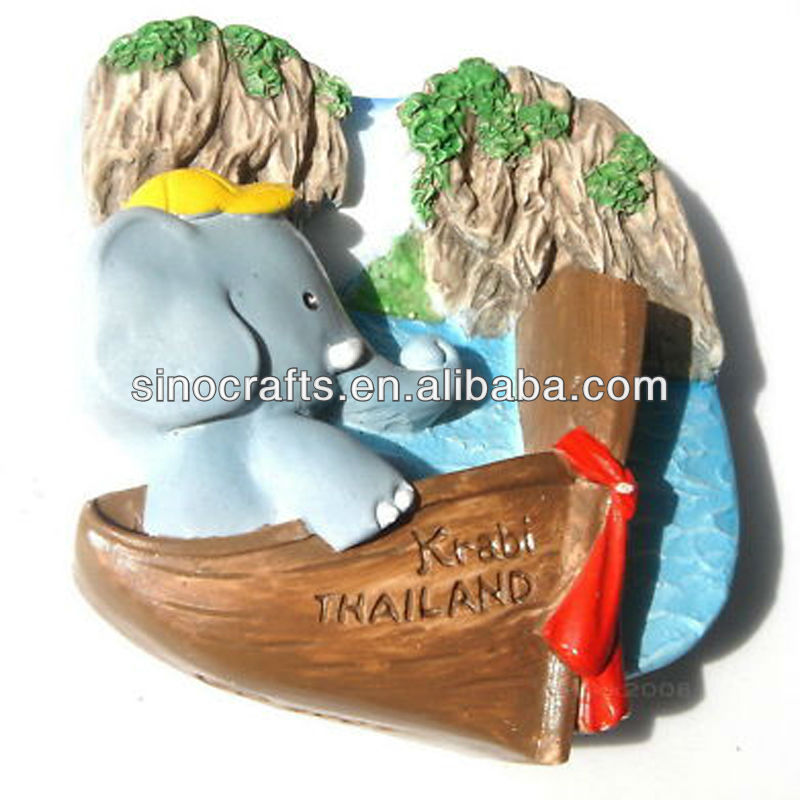 Gambar Kartun Gajah Thailand
