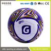 China wholesale leather soccer ball and training football