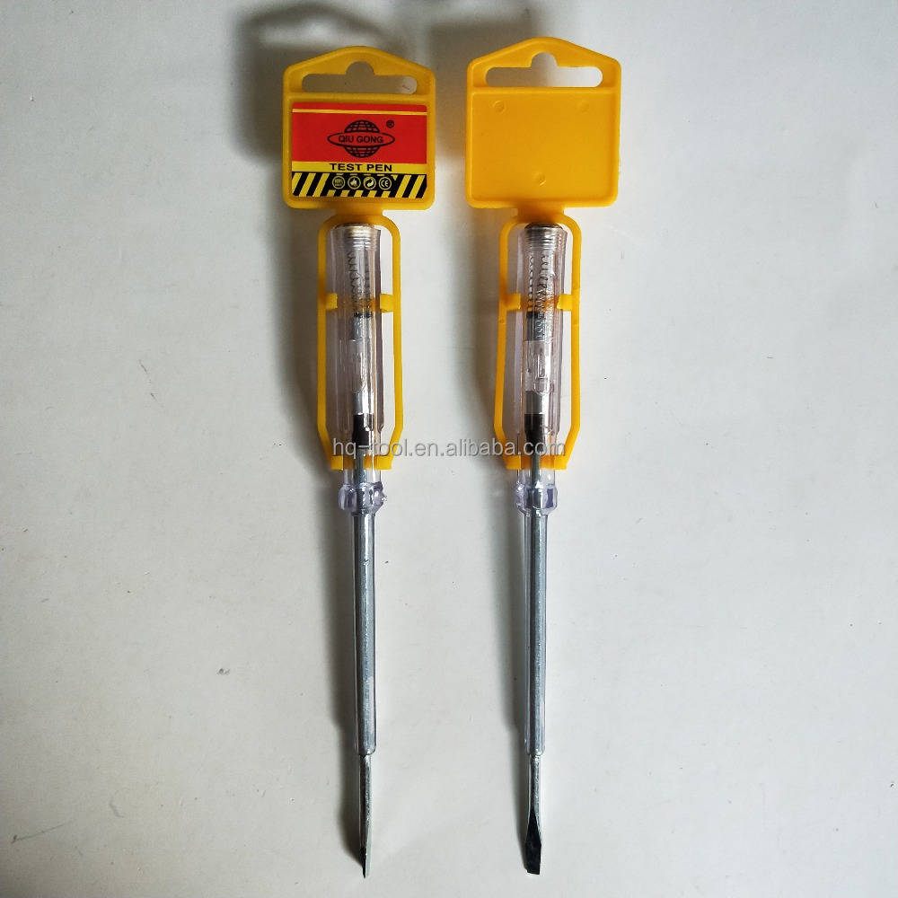 Circuit Test Pen Wholesale Suppliers Alibaba Voltage Tester Screwdriver Line Detector