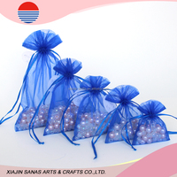 Gift bag organza new design factory wholesale hot selling