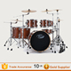 Glamor junior inflatable drum set