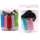 Top Quality Silicone Nursing Teething Toys Lovely Shaped Baby Silicone Teether Pendant