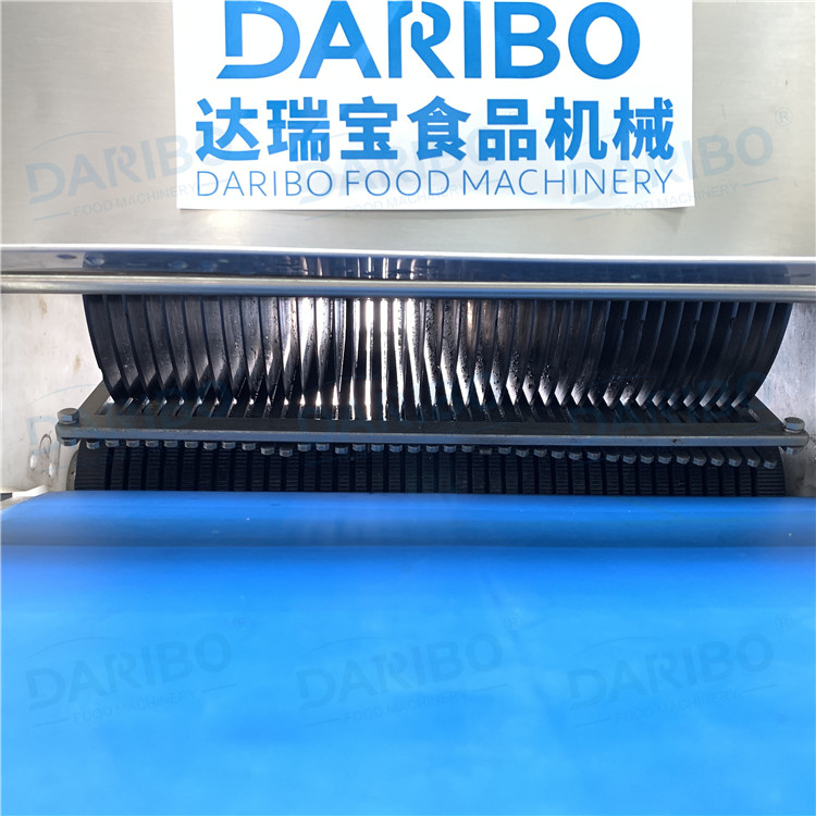 High Quality Fresh Meat Slicer Machine with Conveyor Belt
