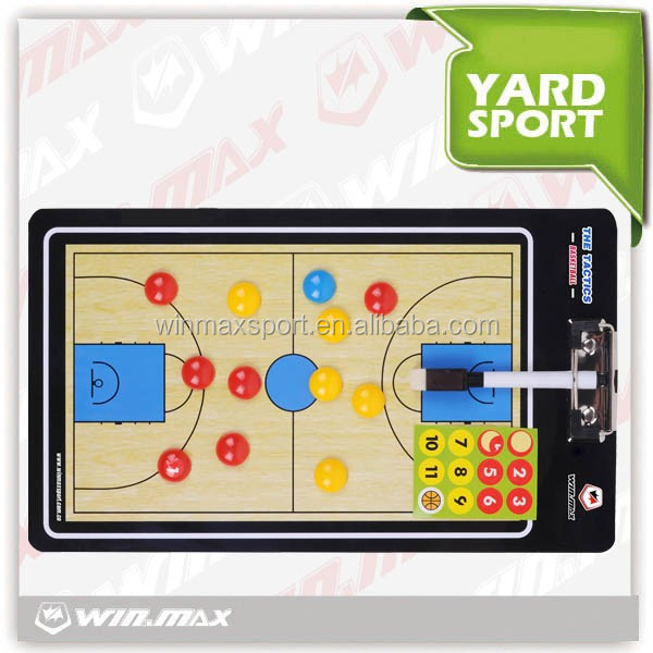 Basketball Coaches Using in Training equipment Magnetic Coach Board
