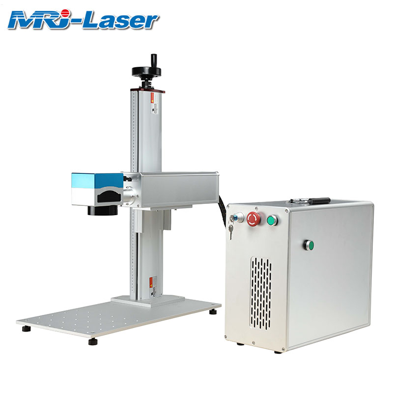20w 30w 50W Desktop Gold Sinver Jewelry Fiber Laser Engraving Machine