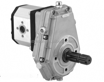 Hydraulic gear pump price for tractor gearbox buy gear for Hydraulic pump motor combination