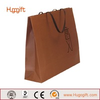 Popular Manufacture Green Gift Paper Bag